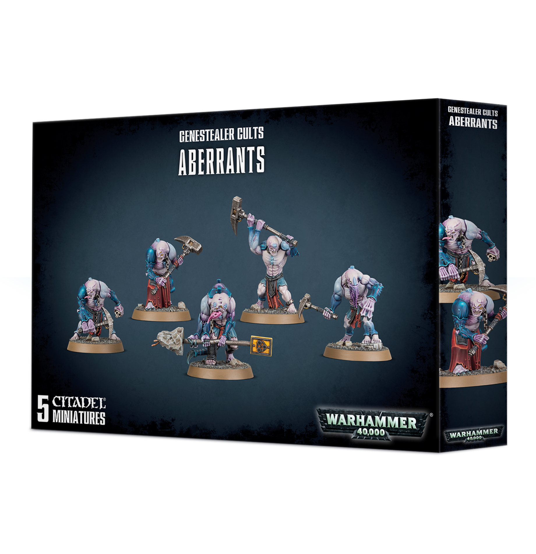 Warhammer 40,000: Genestealer Cults: Aberrants