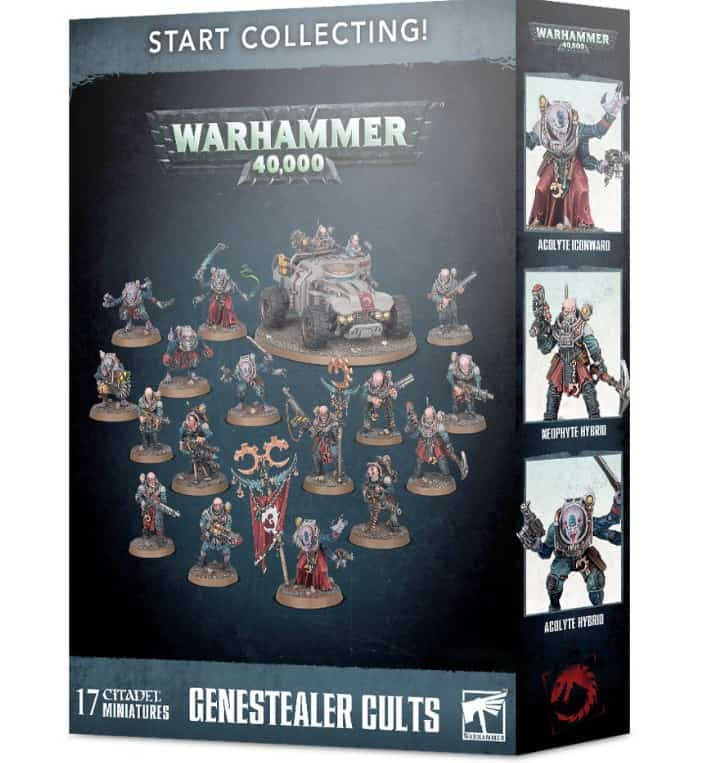 Warhammer 40,000: Genestealer Cults: Start Collecting!