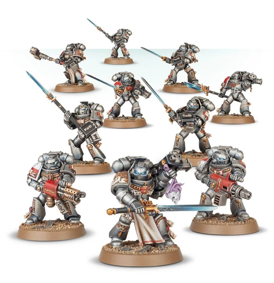 Warhammer 40,000: Grey Knights: Strike Squad