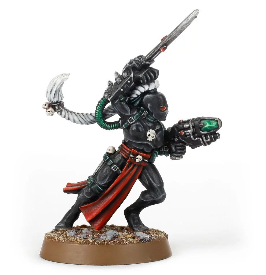 Warhammer 40,000: Inquisition: Callidus Assassin