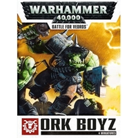 Warhammer 40,000: Orks: Battle for Vedros Ork Boyz