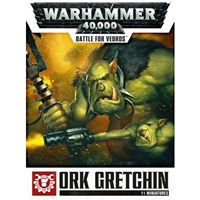Warhammer 40,000: Orks: Battle for Vedros Ork Gretchin