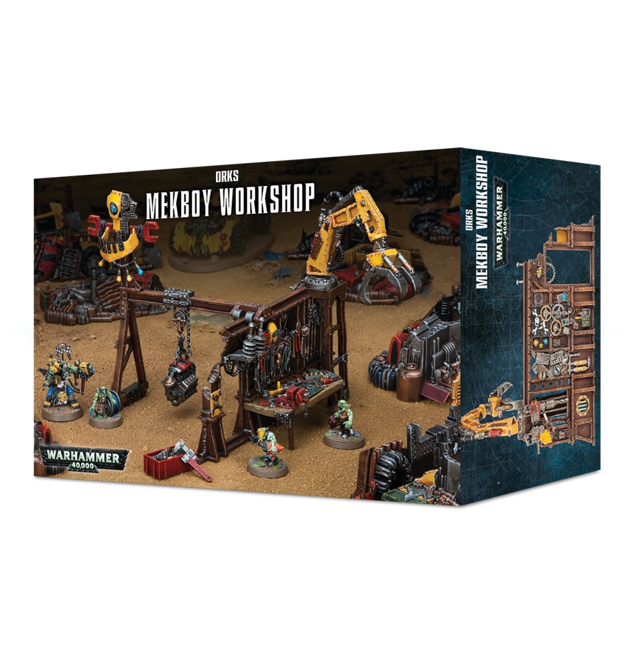 Warhammer 40,000: Orks: Mekboy Workshop
