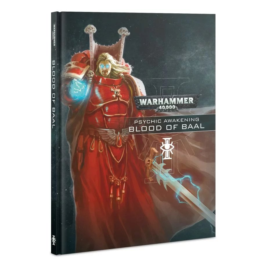 Warhammer 40,000: Psychic Awakening: Blood Of Baal