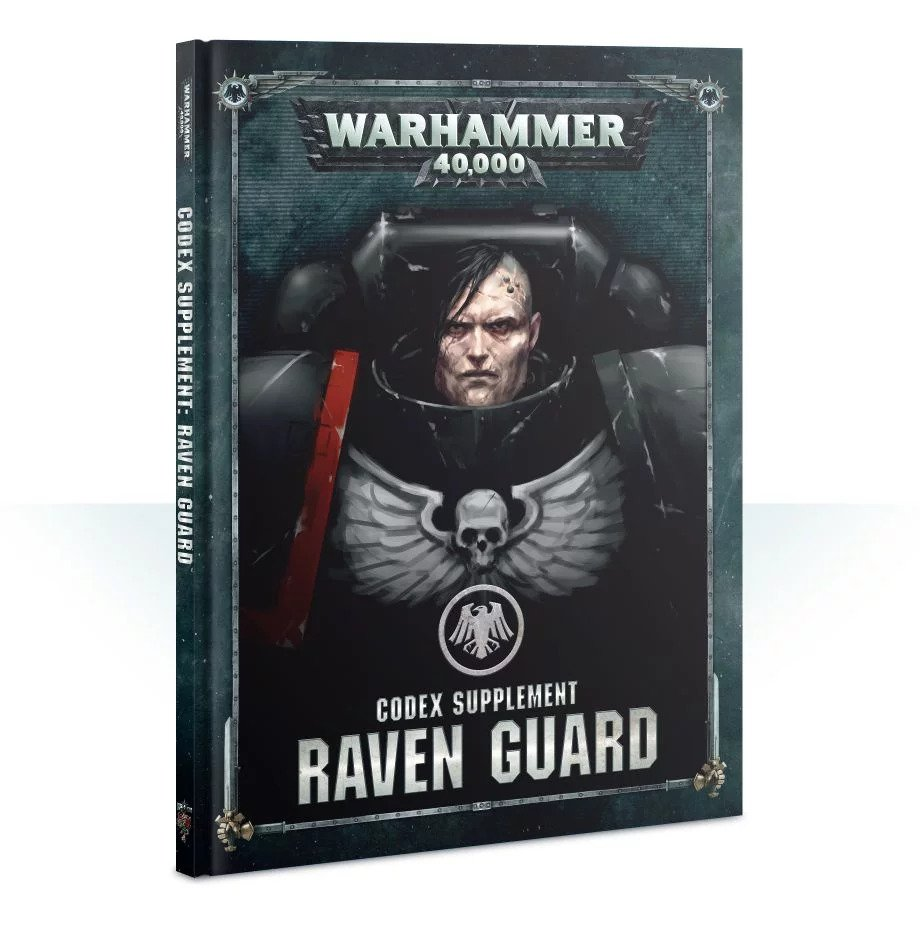 Warhammer 40,000: Raven Guard: Codex (HB)
