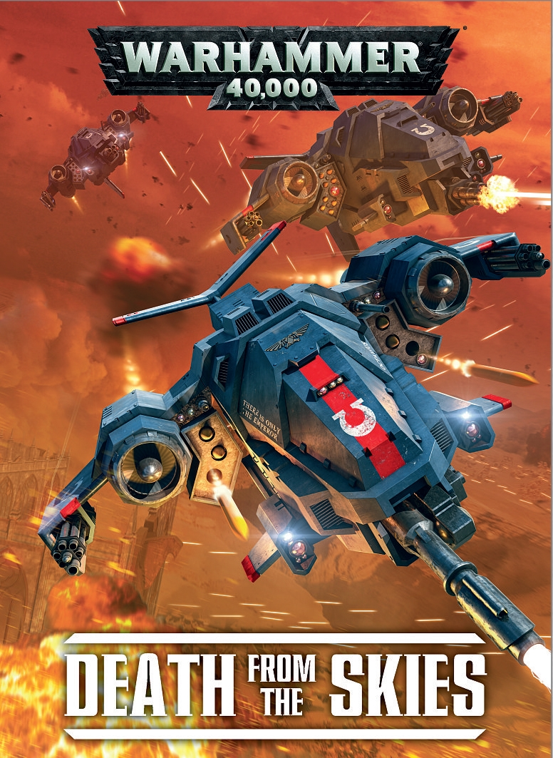 Warhammer 40,000: Death From The Skies (7th Edition) [SALE]