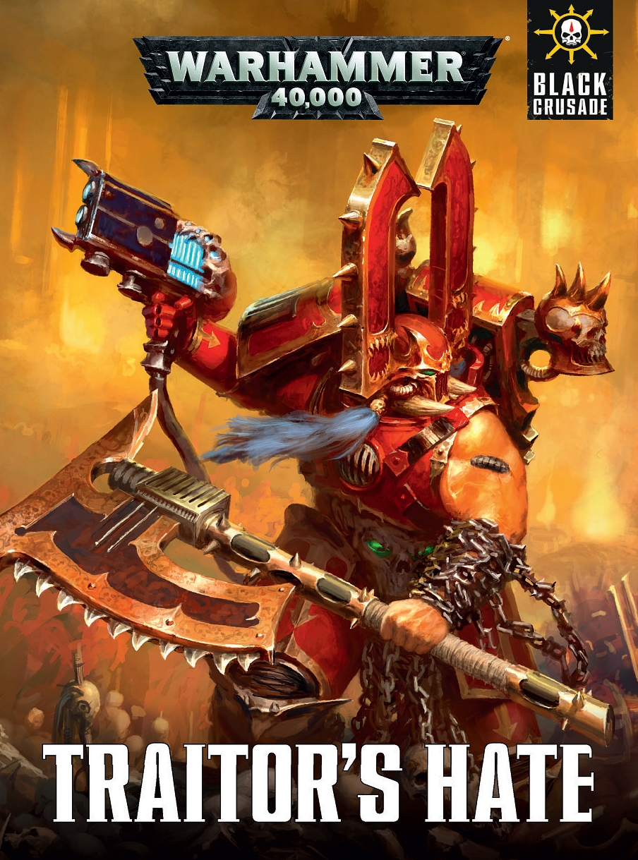 Warhammer 40,000: Traitors Hate (7th Edition) [SALE]
