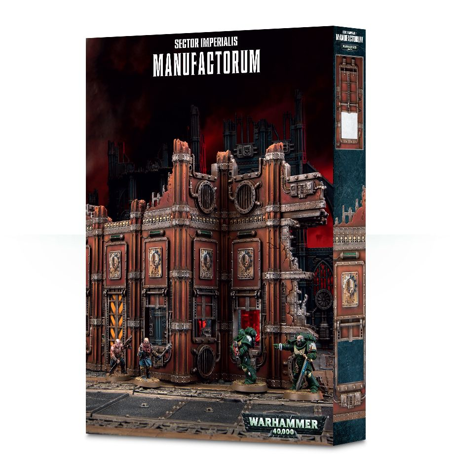 Warhammer 40,000: Sector Imperialis: Manufactorum