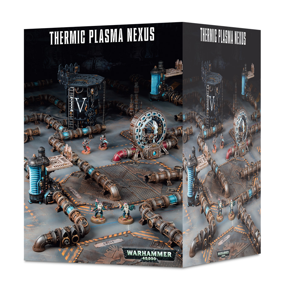 Warhammer 40,000: Sector Mechanicus: Thermic Plasma Nexus