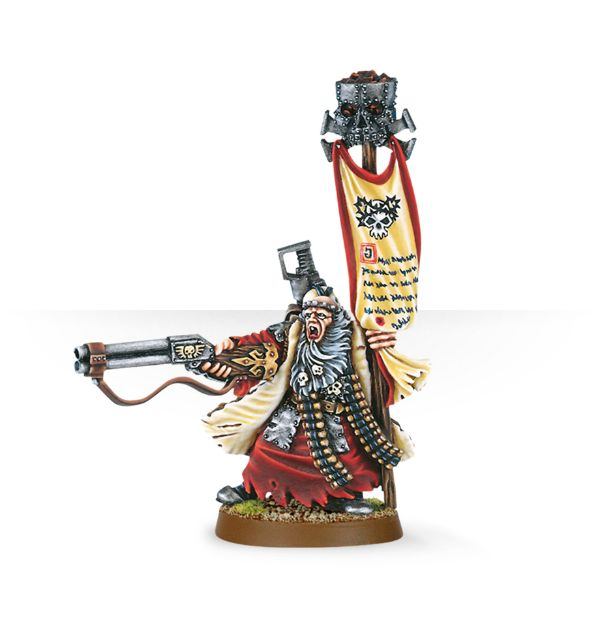 Warhammer 40,000: Sisters of Battle: Uriah Jacobus, Protector of the Faith