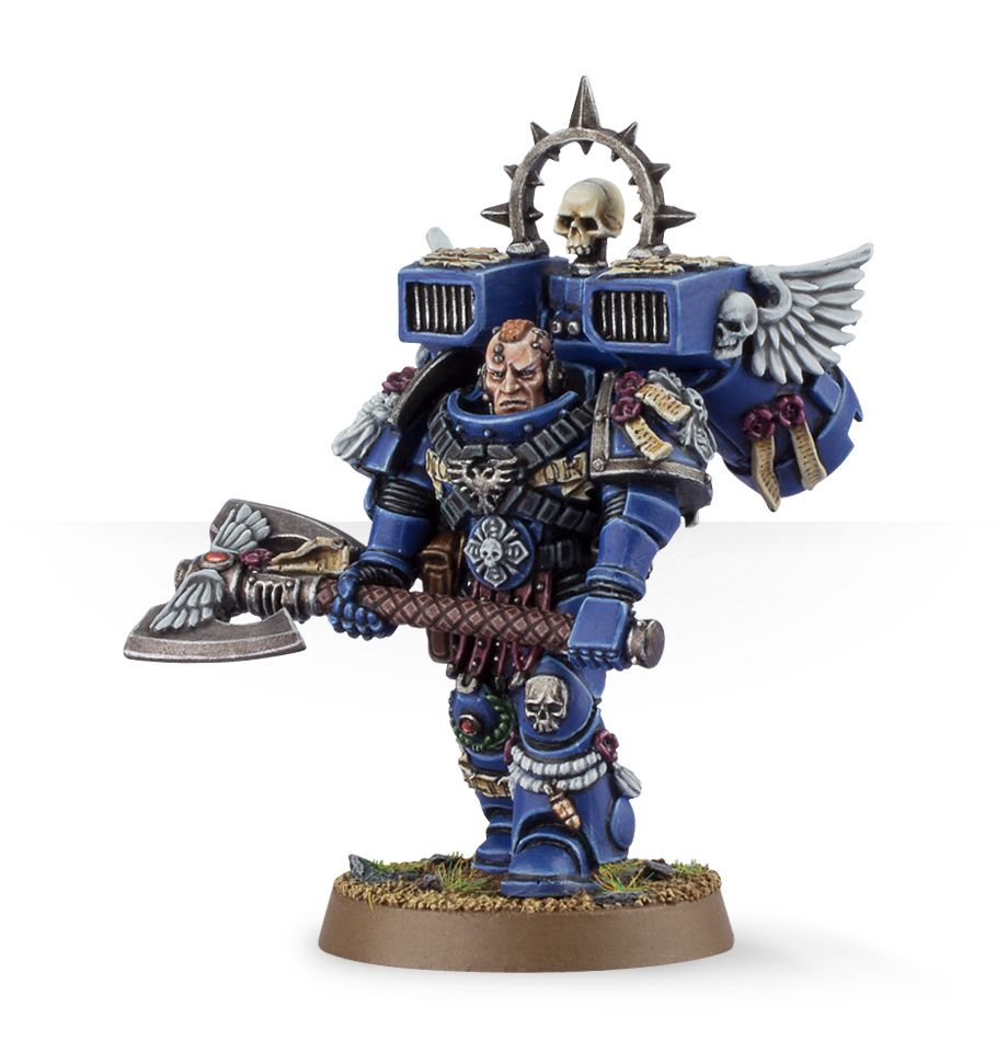 Warhammer 40,000: Space Marines: Captain Lord Executioner