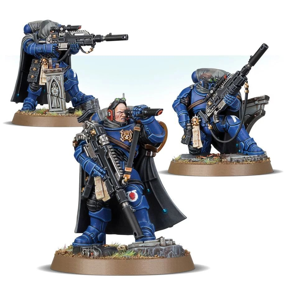 Warhammer 40,000: Space Marines: Primaris Eliminators