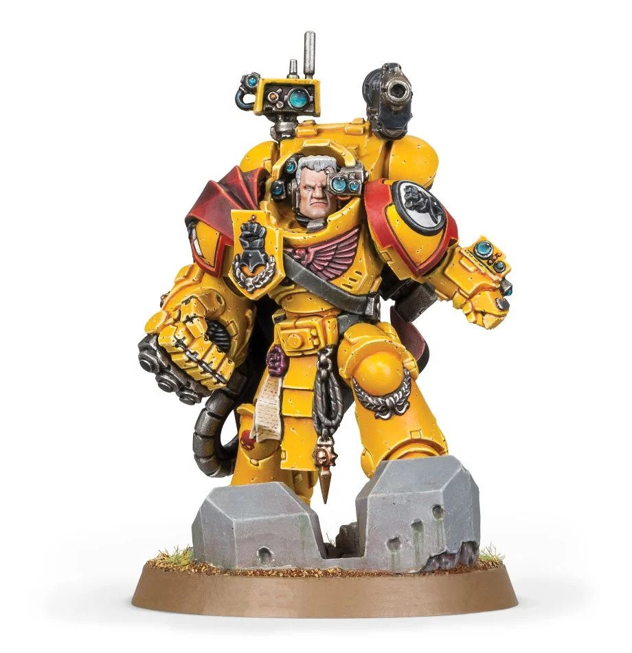 Warhammer 40,000: Space Marines: Imperial Fists Tor Garadon