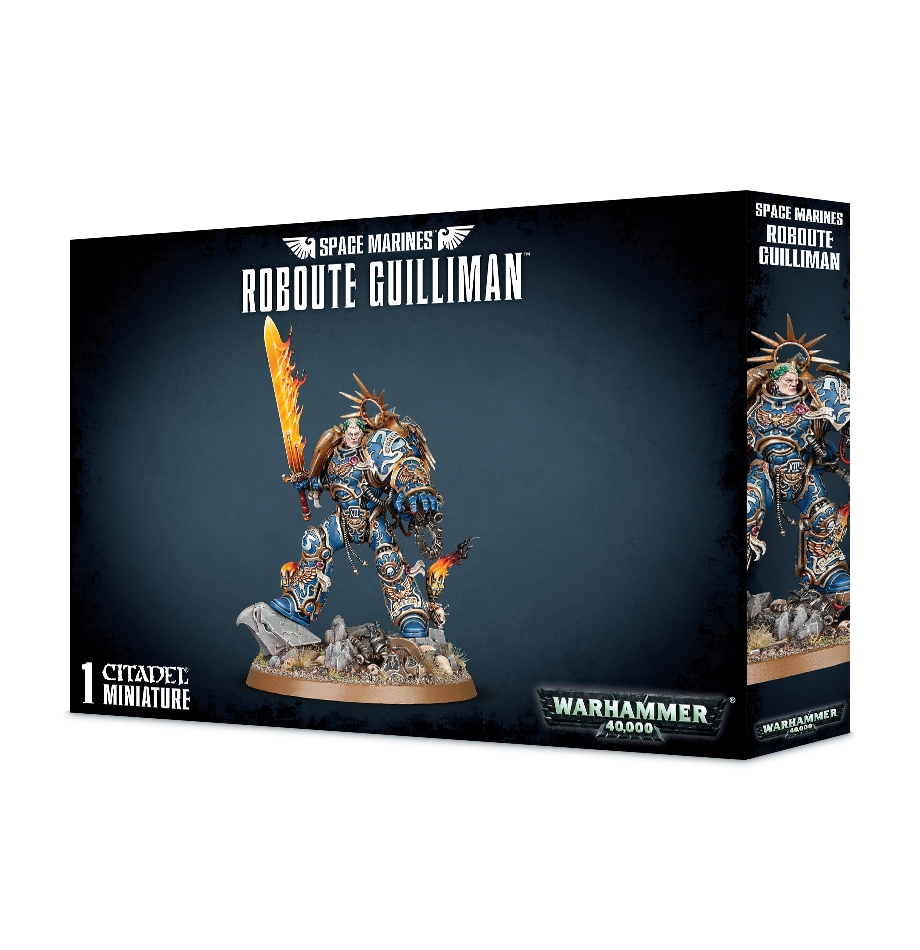 Warhammer 40,000: Space Marines: Roboute Guilliman