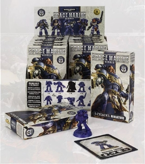 Warhammer 40,000: Space Marines: Space Marine Heroes Collectible