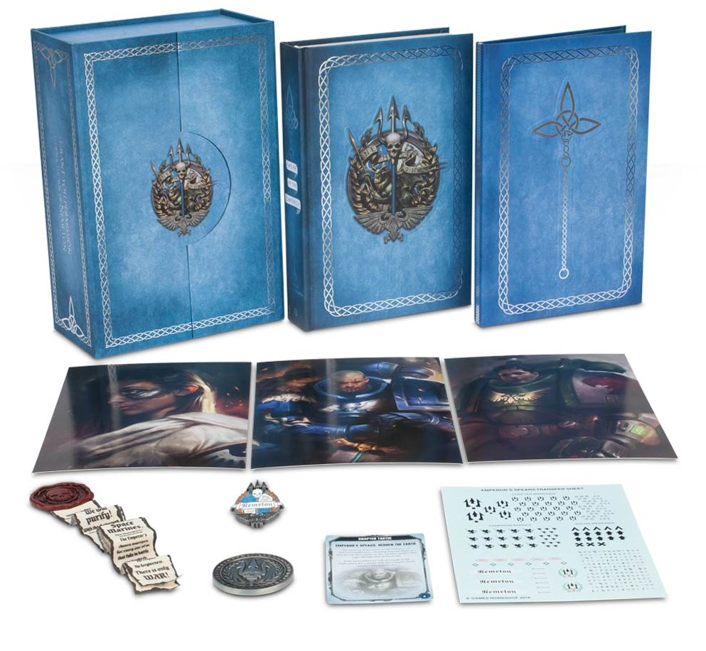 Warhammer 40,000: Spear of the Emperor (Limited Edition)