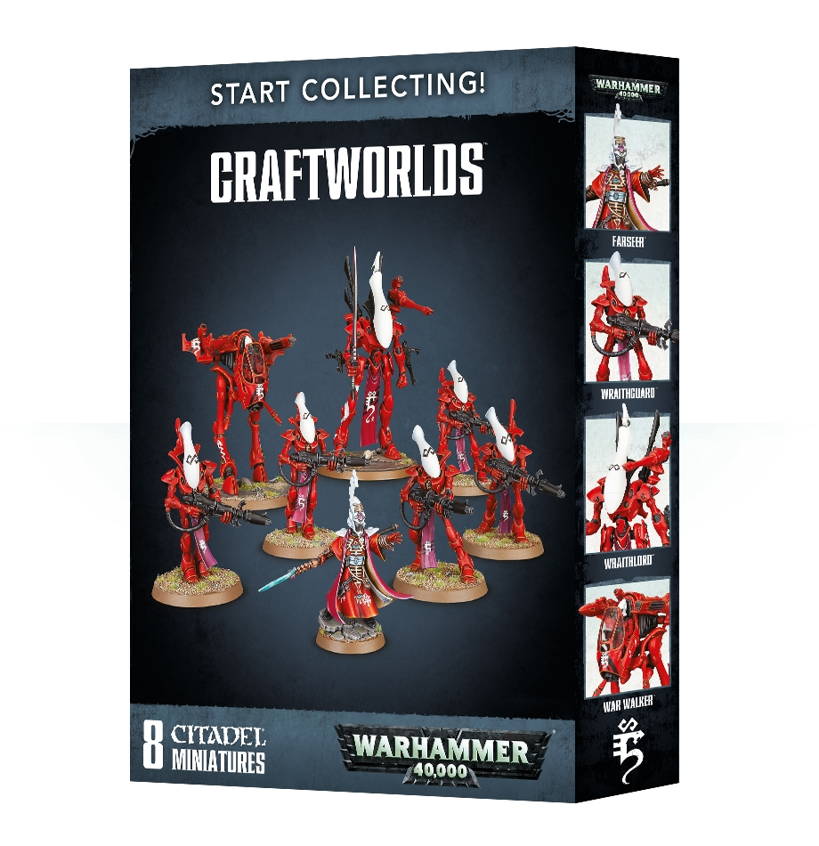Warhammer 40,000: Start Collecting! Craftworlds