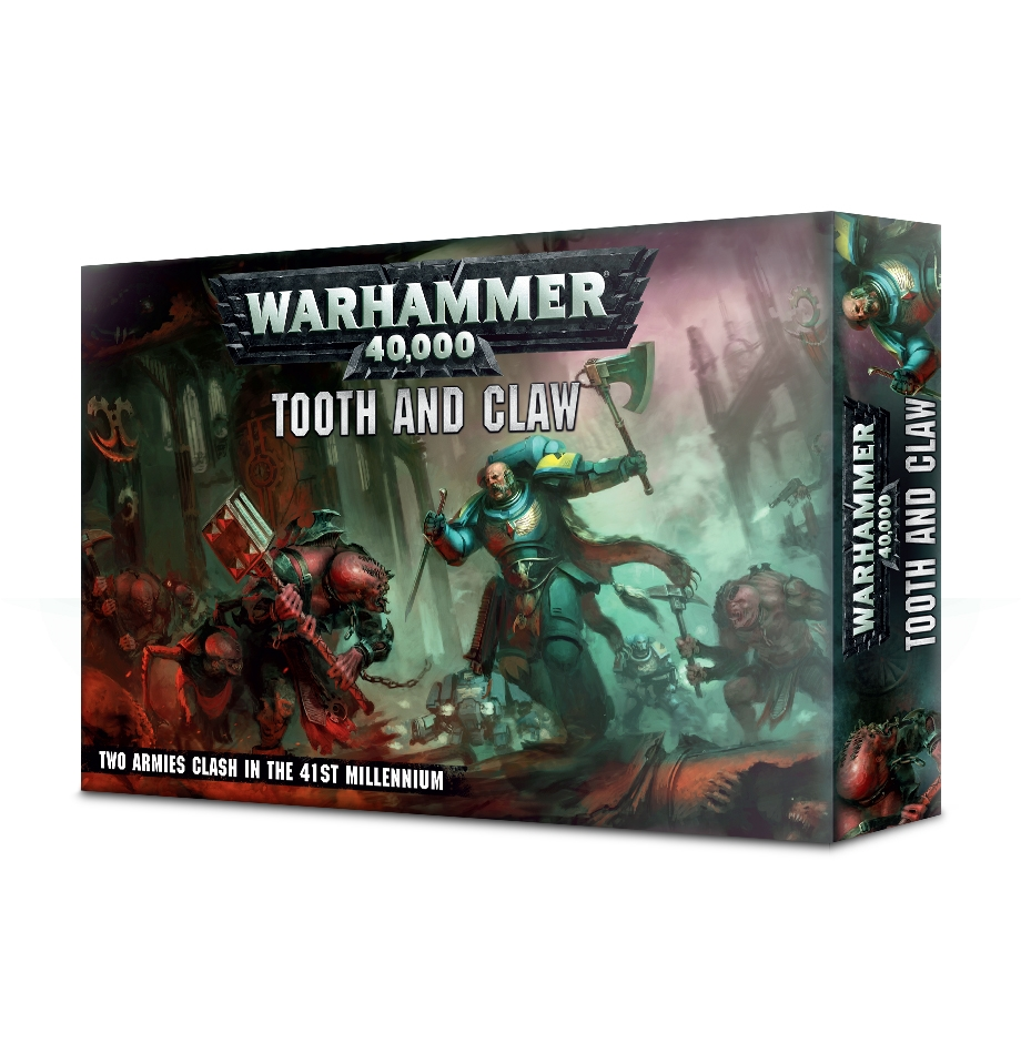 Warhammer 40,000: Tooth and Claw