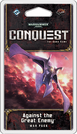 Warhammer 40K Conquest: Against the Great Enemy [SALE]