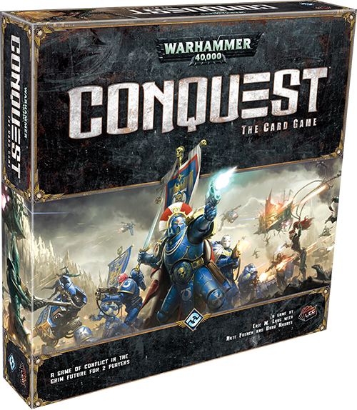 Warhammer 40K Conquest: The Card Game [SALE]