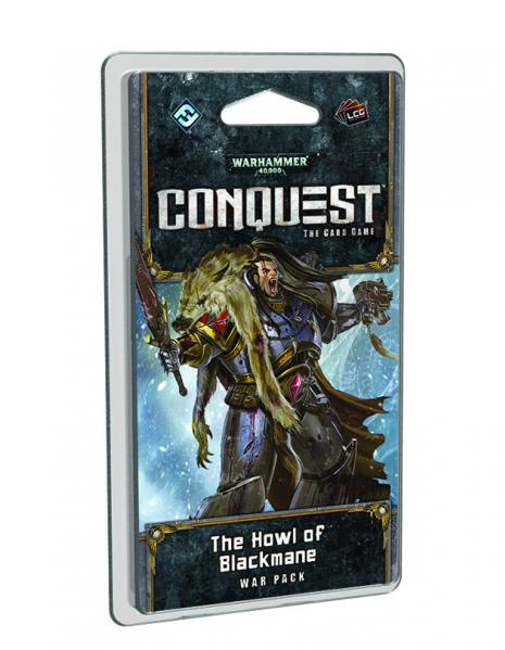 Warhammer 40K Conquest: The Howl of Blackmane War Pack