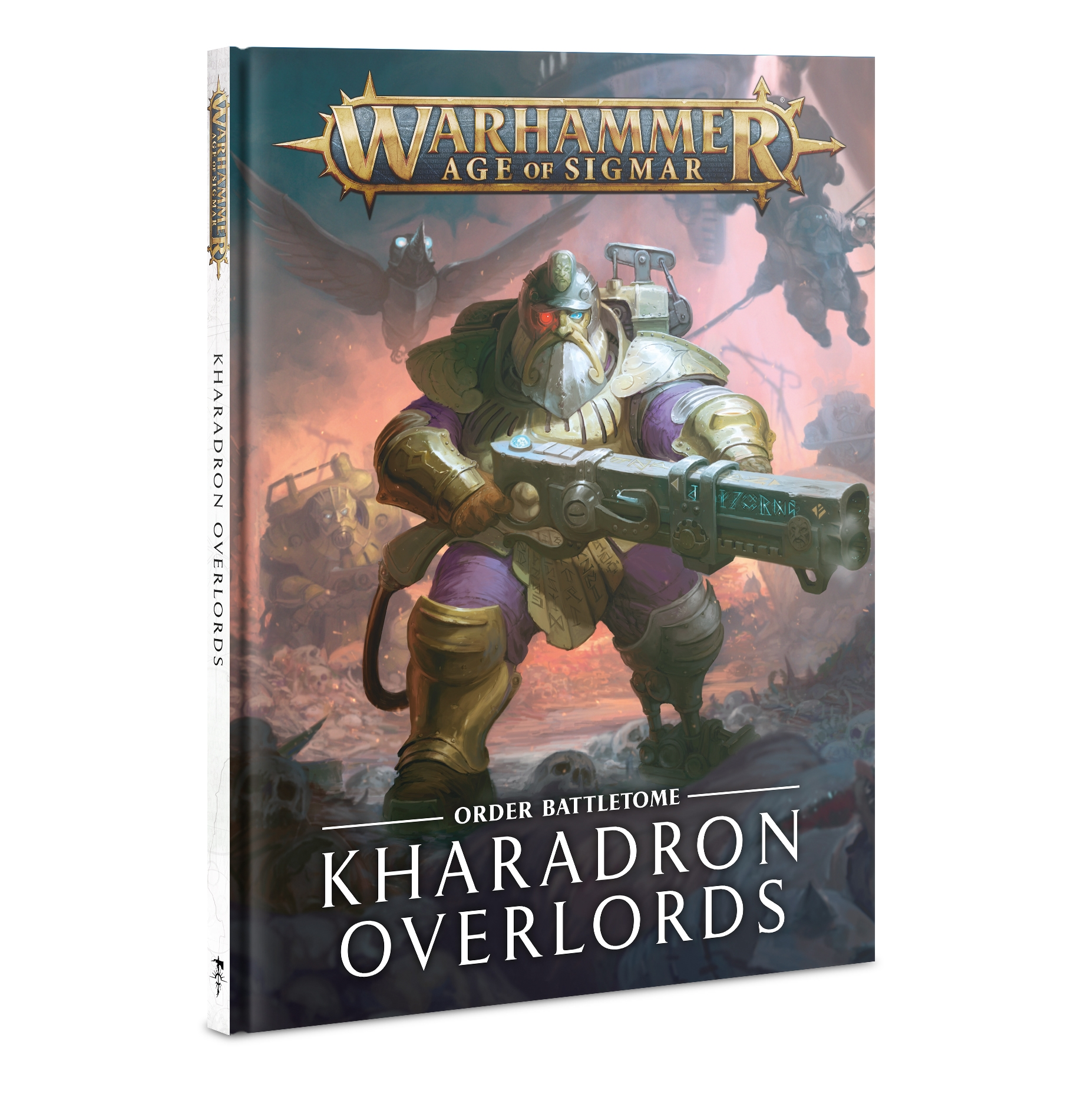 Warhammer Age of Sigmar: Battletome - Kharadron Overlords  (2020 Edition)