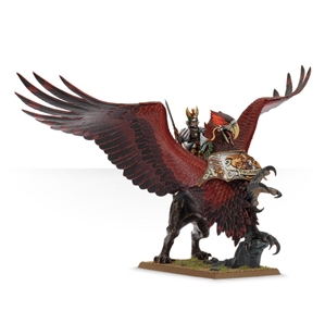 Warhammer Age of Sigmar: Free Peoples: Freeguild General on Griffon/ Battlemage on Griffon