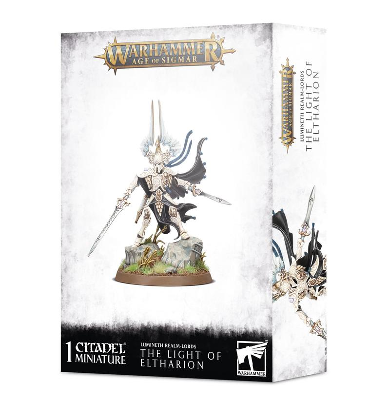 Warhammer Age of Sigmar: Lumineth Realm-lords: The Light of Eltharion