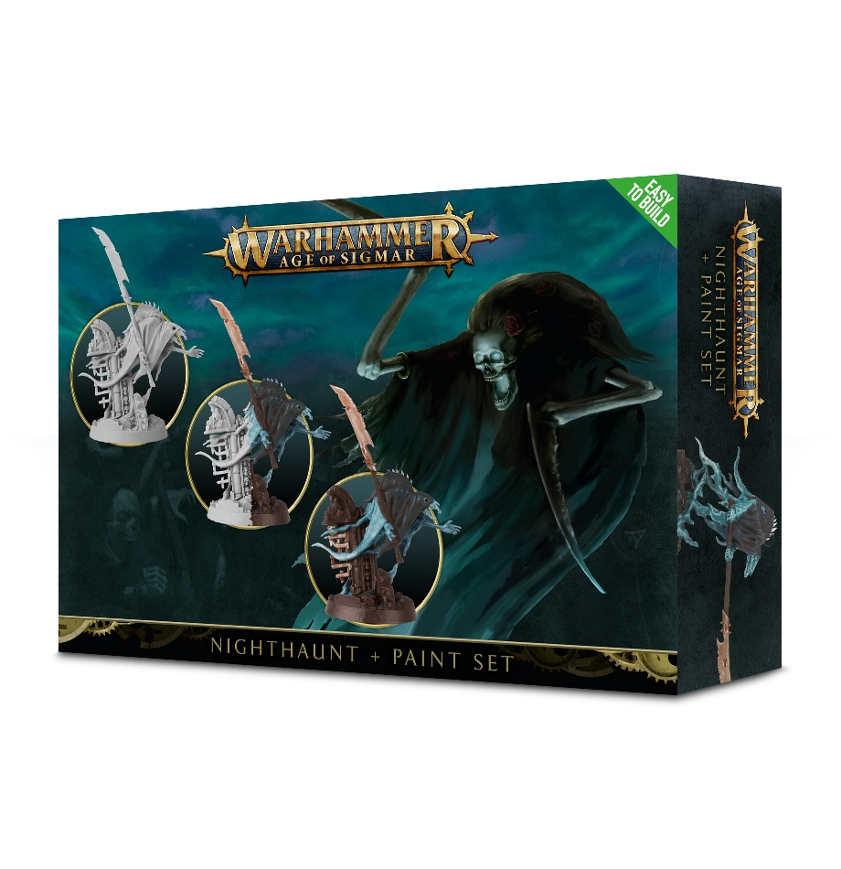 Warhammer Age of Sigmar: Nighthaunt: Paint Set