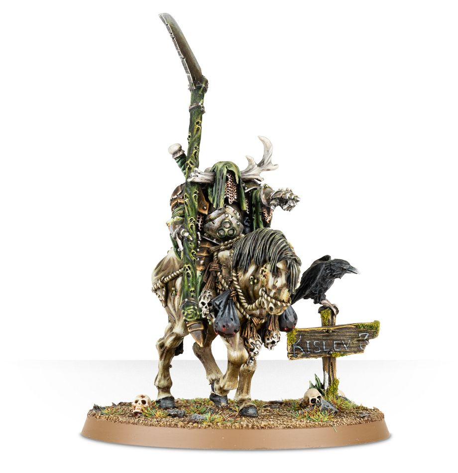 Warhammer Age of Sigmar: Nurgle Rotbringers: Harbinger of Decay