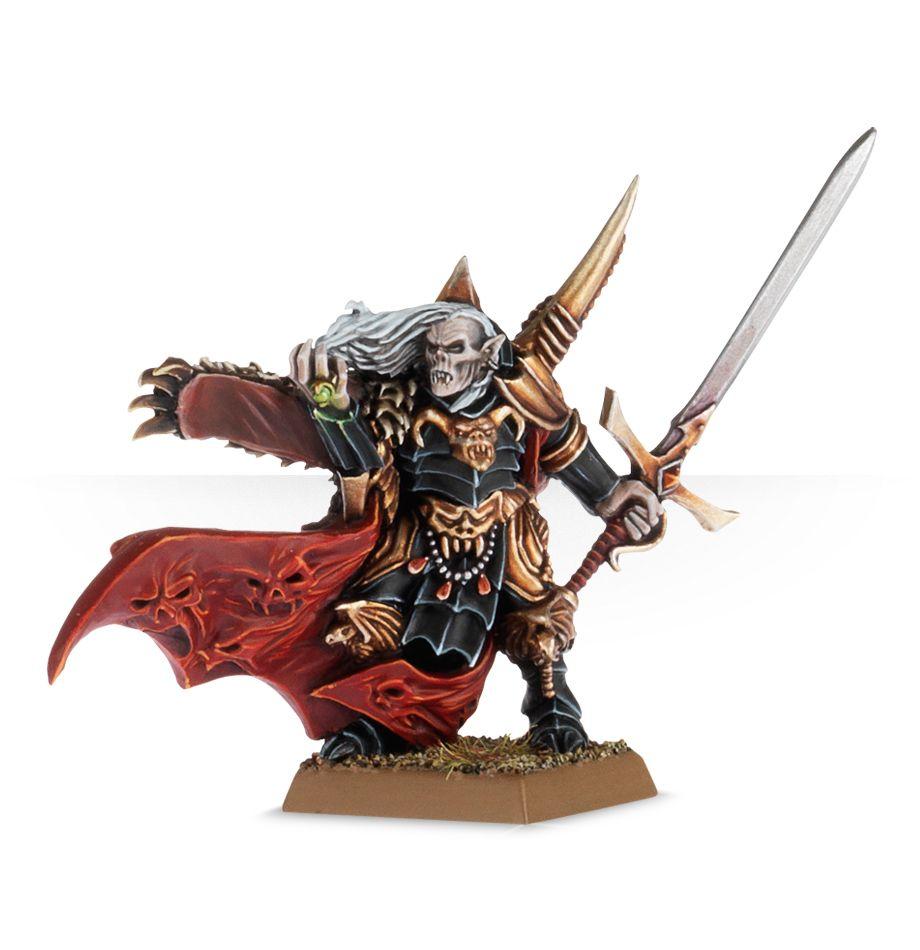 Games Workshop - Warhammer Age of Sigmar: Soulblight