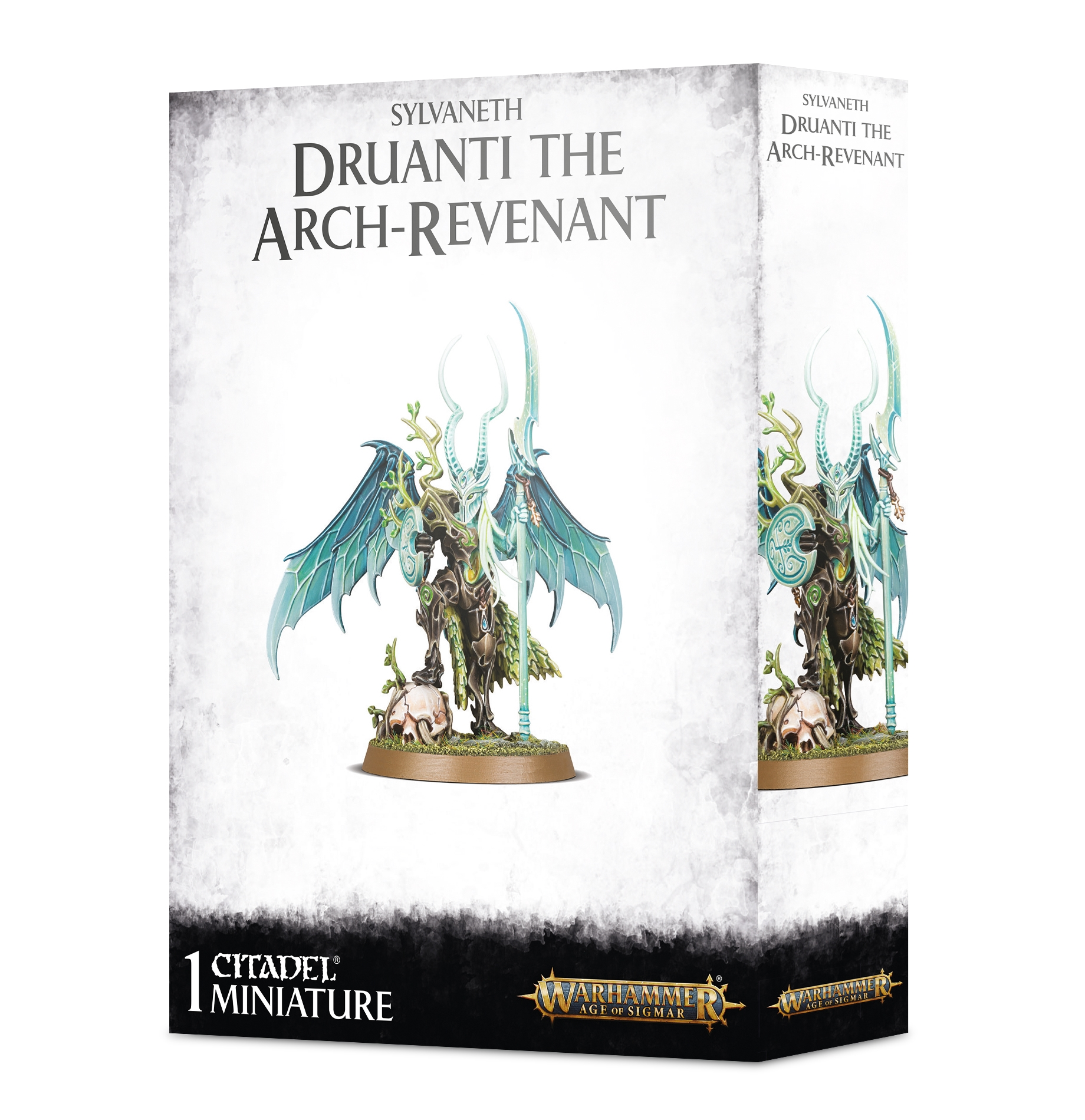 Warhammer Age of Sigmar: Sylvaneth: Druanti the Arch-Revantant