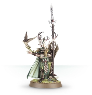Warhammer Age of Sigmar: Wanderers: Nomad Prince