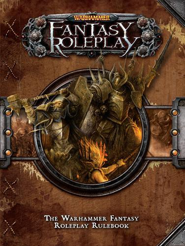 Warhammer Fantasy Roleplay: Core Rulebook Box Set [SALE]