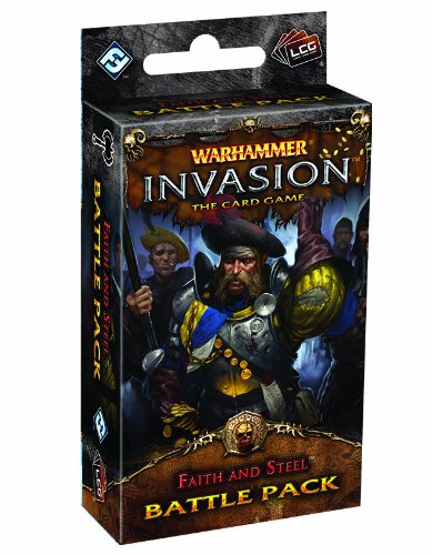 Warhammer Invasion LCG: Faith and Steel (SALE)