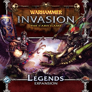 Warhammer Invasion LCG: Legends Expansion
