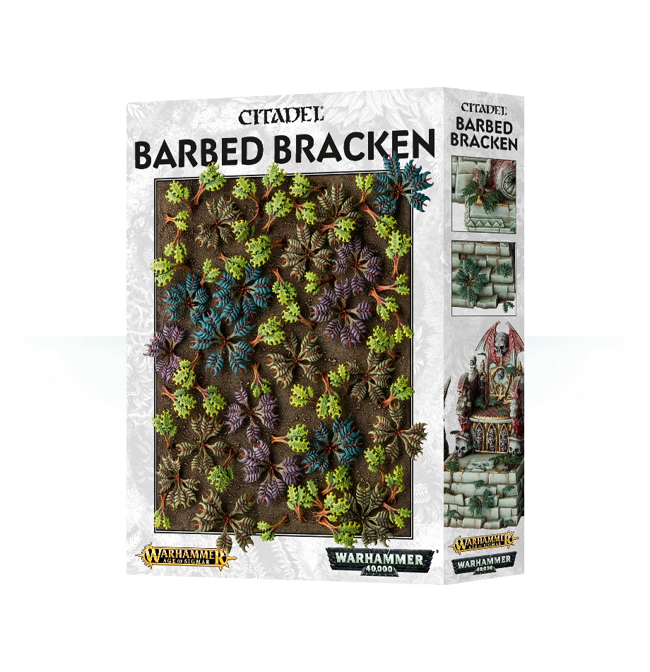 Warhammer: Barbed Bracken