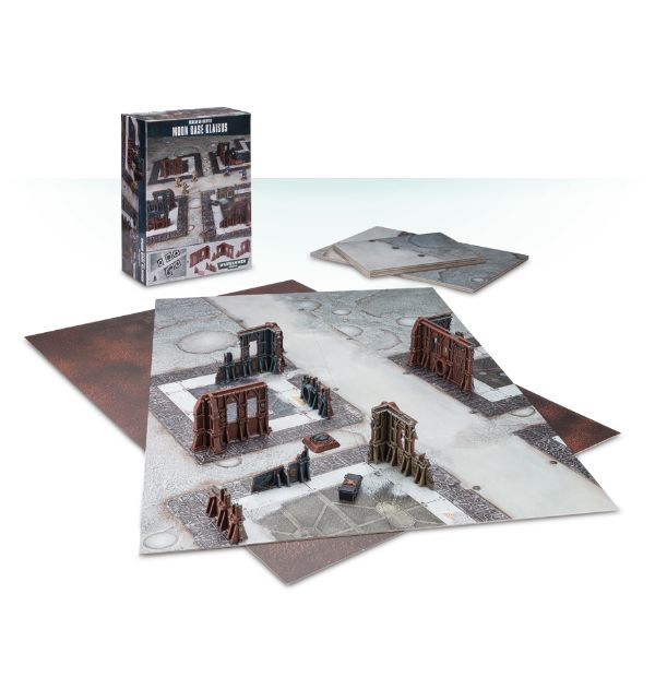 Warhammer: Realm of Battle- Moon Base Klaisus