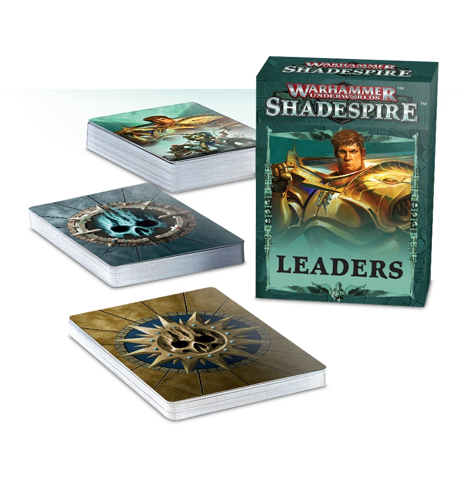Warhammer Underworlds: Leader Cards