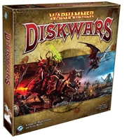 Warhammer Diskwars [Damaged]