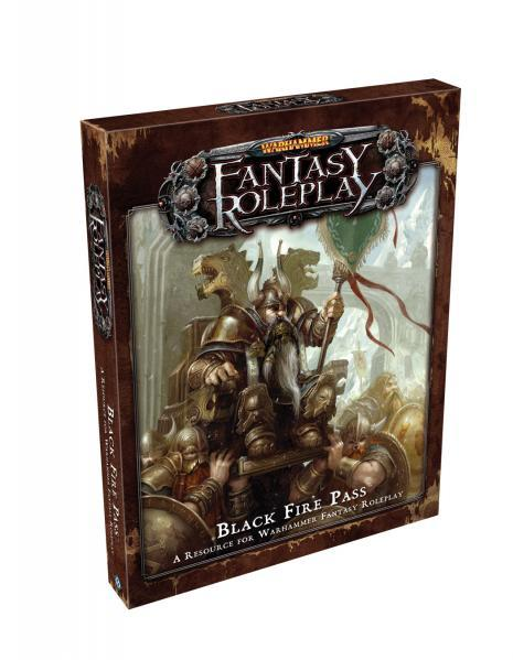 Warhammer Fantasy Roleplay: Black Fire Pass [SALE]