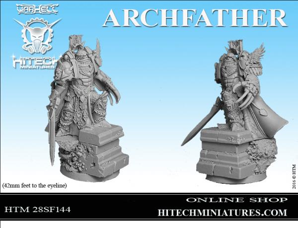 Warhell: ArchFather- ArchFather