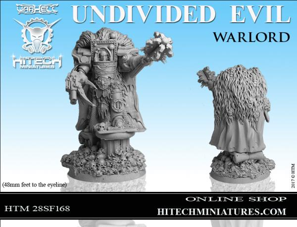 Warhell: Undivided Evil- Warlord