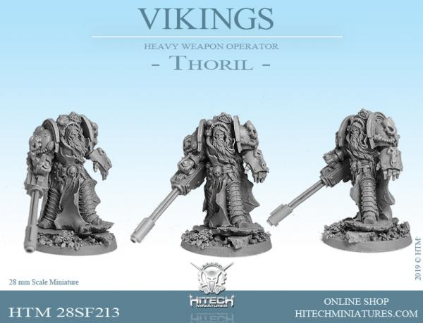 Warhell: Viking- Thoril