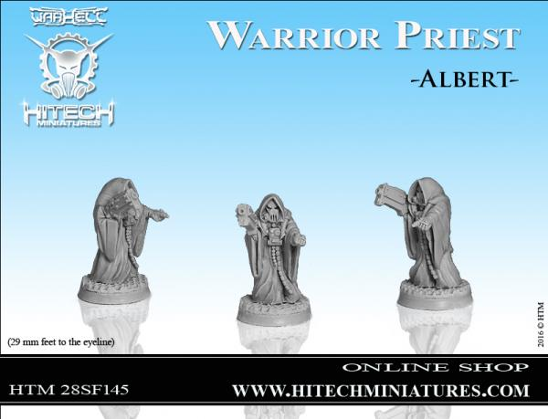 Warhell: Warrior Priest- Albert