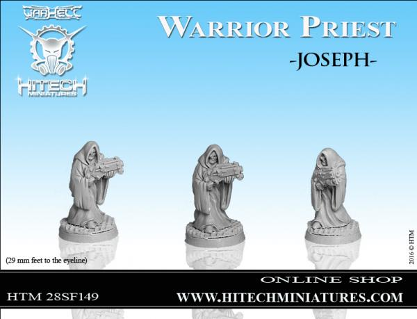 Warhell: Warrior Priest- Joseph