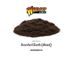 Warlord Games Basing/Flock: Scorched Earth (180ml)
