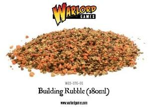 Warlord Games Basing/Flock: Building Rubble (180ml)