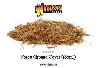 Warlord Games Basing/Flock: Forest Ground Cover (180ml)