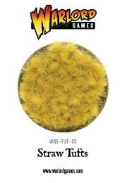 Warlord Games Basing/Flock: Straw Tufts